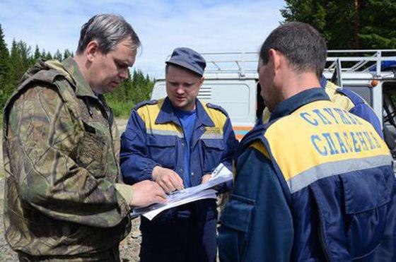 Поиски пропавшего самолета АН-2 продолжаются