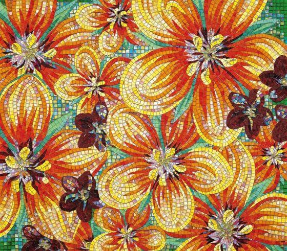 Мозаичные панно - произведения искусства