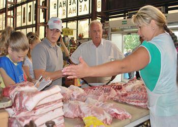 В Вологде дешевеет мясо