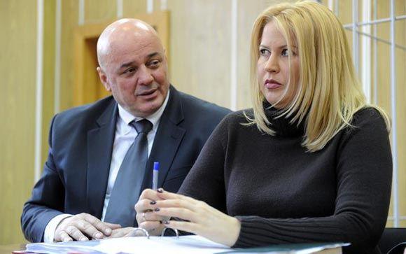 Евгения Васильева пообещала продемонстрировать написанные ею в заточении картины