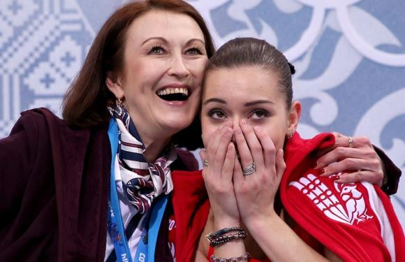 Аделина Сотникова заняла второе место по итогам короткой программы