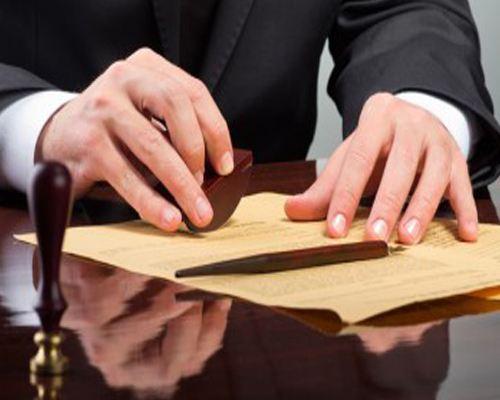 В РФ отменят обязательность печати для регистрации компаний