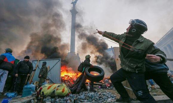 Министры иностранных дел Франции, Германии и Польши не стали встречаться с Януковичем