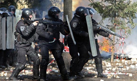 Минздрав: С 18 февраля в Киеве в ходе беспорядков погибли 35 человек