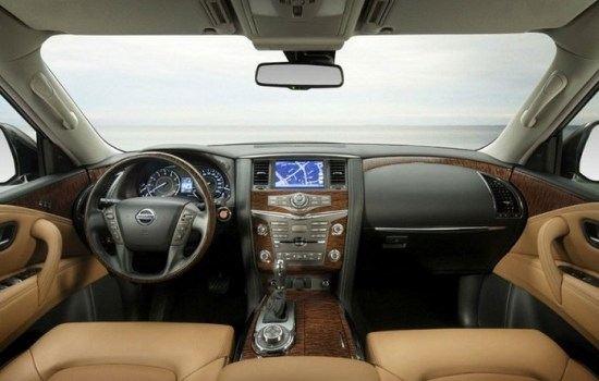 Стартовали продажи обновленного Nissan Patrol