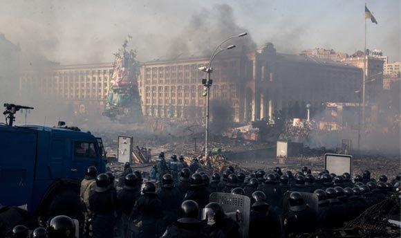 Украинские депутаты приняли постановление о прекращение КТО в стране