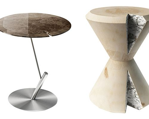 Дизайнер создал натуральную мебель с хай-тек-технологиями