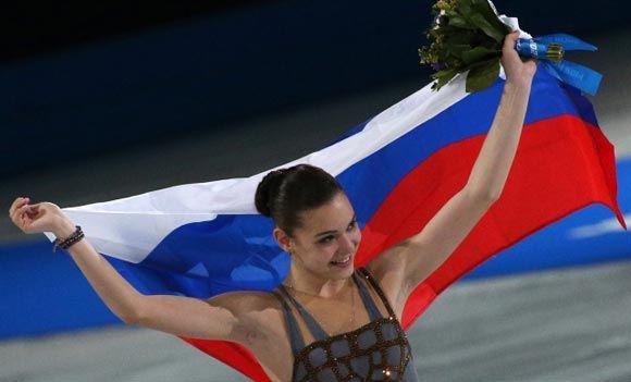 Мутко отметил, что Сотникова показала выдающийся результат