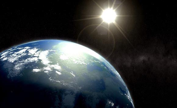 Таяние льдов приводит к тому, что планета хуже отражает свет
