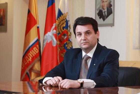 Депутат Государственной Думы России Олег Михеев
