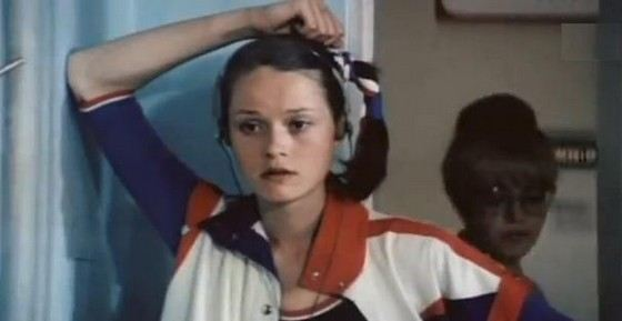 Actress Elena Skorokhodova was born in a family of mathematicians
