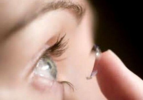 Контактные линзы с наноалмазом вылечат глаукому