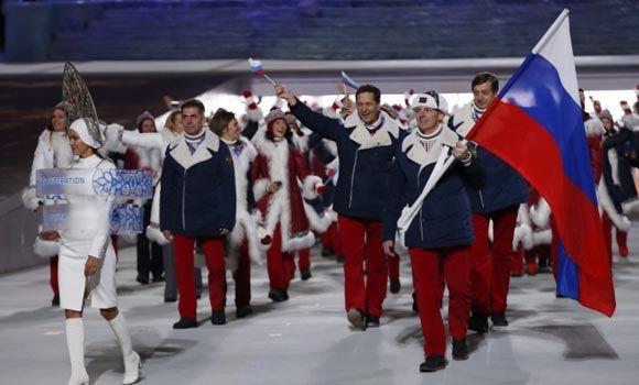 Россия победила в медальном зачете Олимпиады