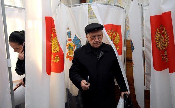 Путин подписал закон о смешанной системе выборов в Госдуму
