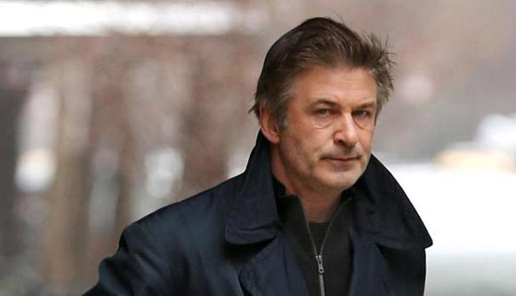 Alec Baldwin doesn't want to talk to the press anymore