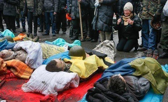 Активистам Евромайдана, погибшим в ходе столкновений, могут присовить звания Героев Украины