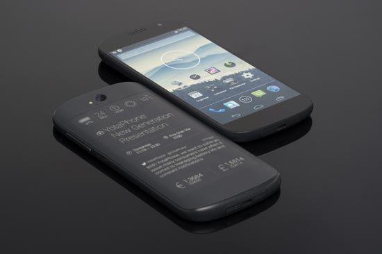 Yota Devices показала новый YotaPhone