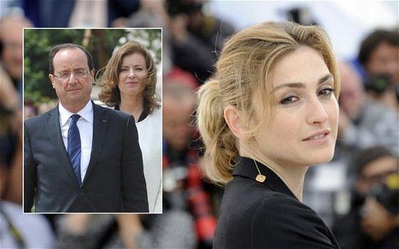 президент франции и его жена как познакомились