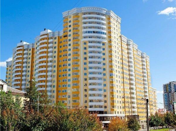 Квартиры в Екатеринбурге