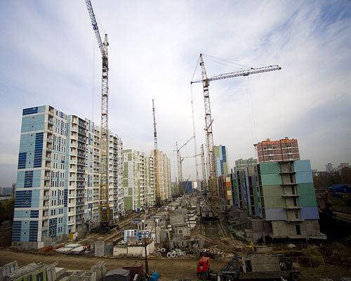 В Москве пройдет строительный форум