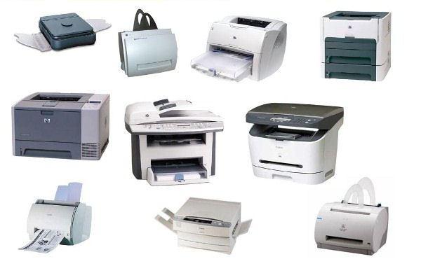 Продажи принтеров растут