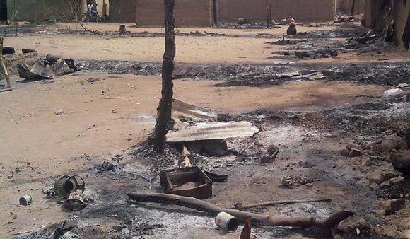 Боевики-исламисты убили 43 детей в одной из школ Нигерии
