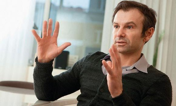 Святослав Вакарчук ответил российским политикам, обвинившим его в национализме