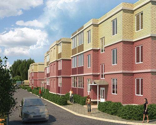Квартиры в малоэтажных комплексах приобретает средний класс