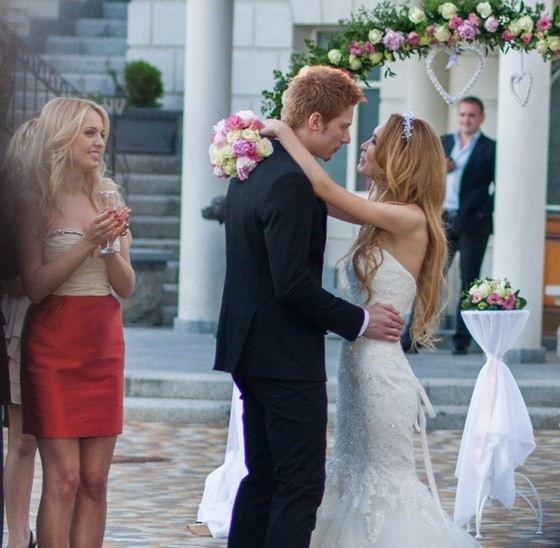 Никита пресняков и аида калиева фото свадьбы
