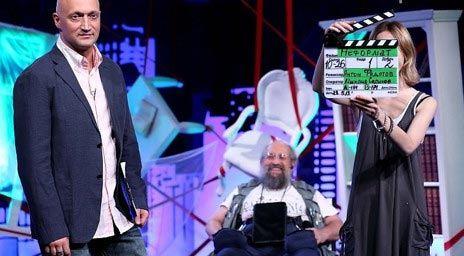 Гоша Куценко снялся в сериале «Неформат»