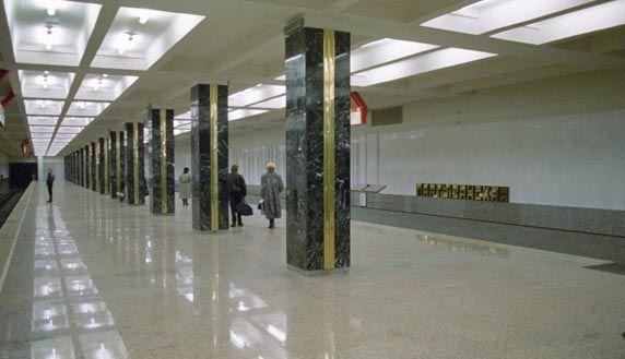 Минское метро было временно закрыто из-за подозрительных предметов