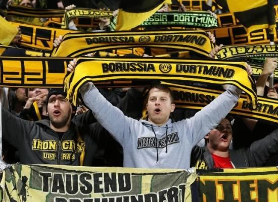 В С-Петербурге избили немецких футбольных болельщиков