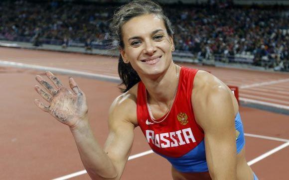 Елена Исинбаева может получить награду за «Возвращение года»
