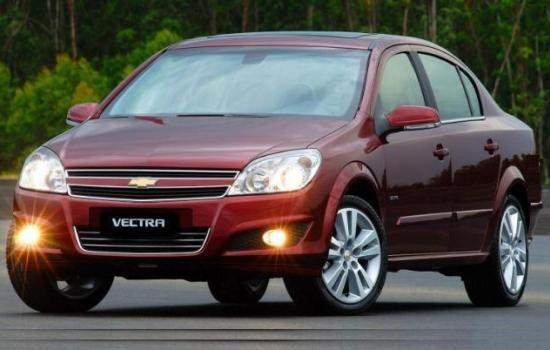 Chevrolet Vectra отзывы