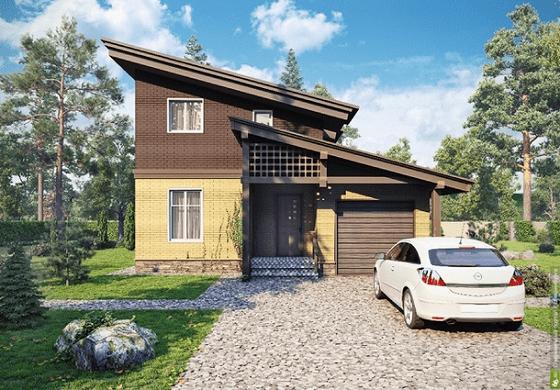 Энергоэффективный дом в Екатеринбурге