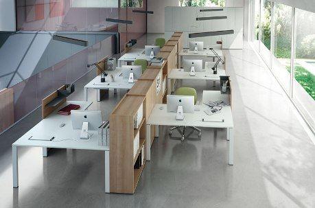 Современный офис: легкость и позитив