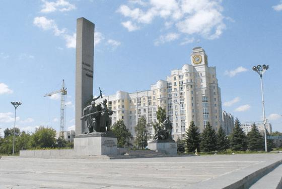 Брянск – крупный город, в котором проживает более полумиллиона человек