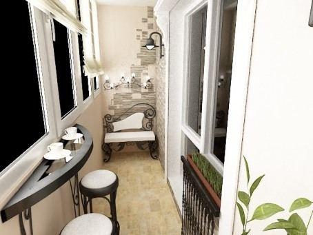 Балкон-бар
