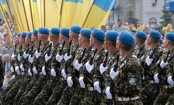 Турчинов приказал привести все ВС Украины в боевую готовность