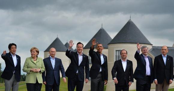 Великобритания, Франция, Канада и США отказались участвовать в сочинском саммите G8