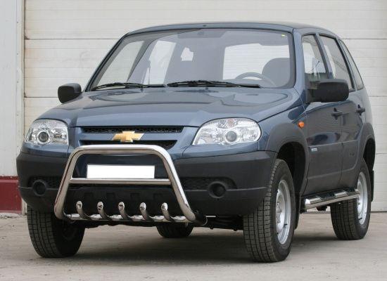 ����������� Chevrolet Niva �������� ������ ��������� ������������
