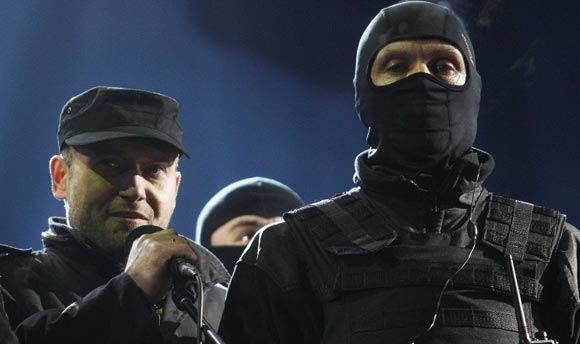 СК возбудил уголовное дело в отношении лидера «Правого сектора»