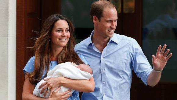 Принц Уильям и Кейт Миддлтон наняли для сына няню-иностранку