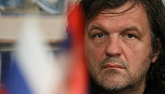 Emir Kusturica: Russia must protect Russians in Ukraine