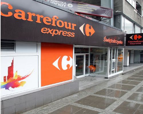 Carrefour Group ����������� ������� �� ������������
