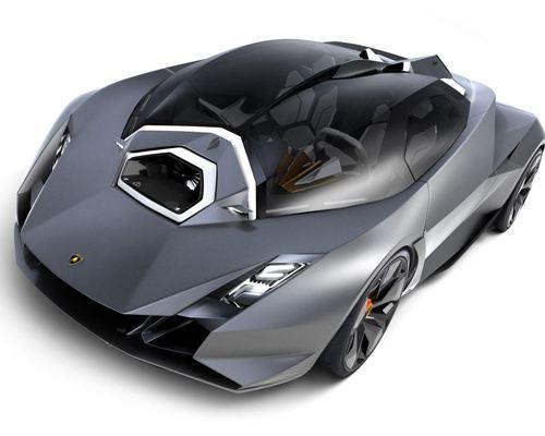 В РФ за 2013 год продано было 10 авто Lamborghini