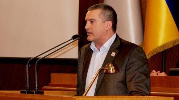 Референдум о статусе Крыма может состояться раньше 30 марта
