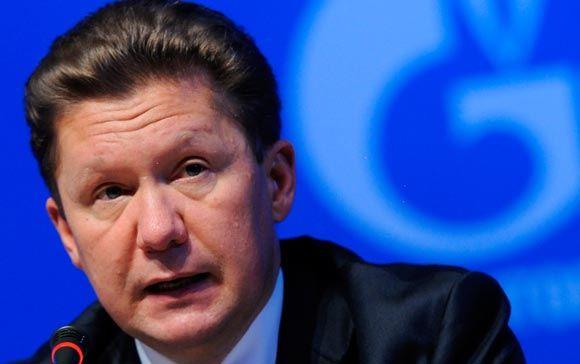 Алексей Миллер заявил, что с апреля украинские партнеры лишатся скидок на газ