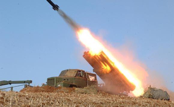 Северная Корея произвела семь новых ракетных пусков