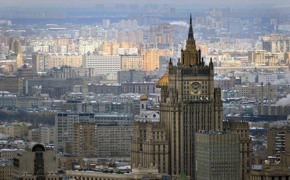 МИД РФ: Россия не боится санкций со стороны США